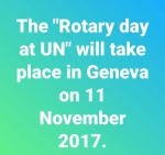 United nations, rotary, jazzar, geneva, 2017