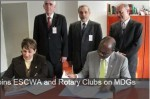 Rotary, Liban, ESCWA, United Nations,